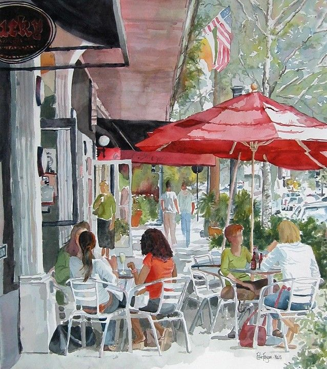 Late Lunch Park Ave In Downtown Winter Park Florida My Home