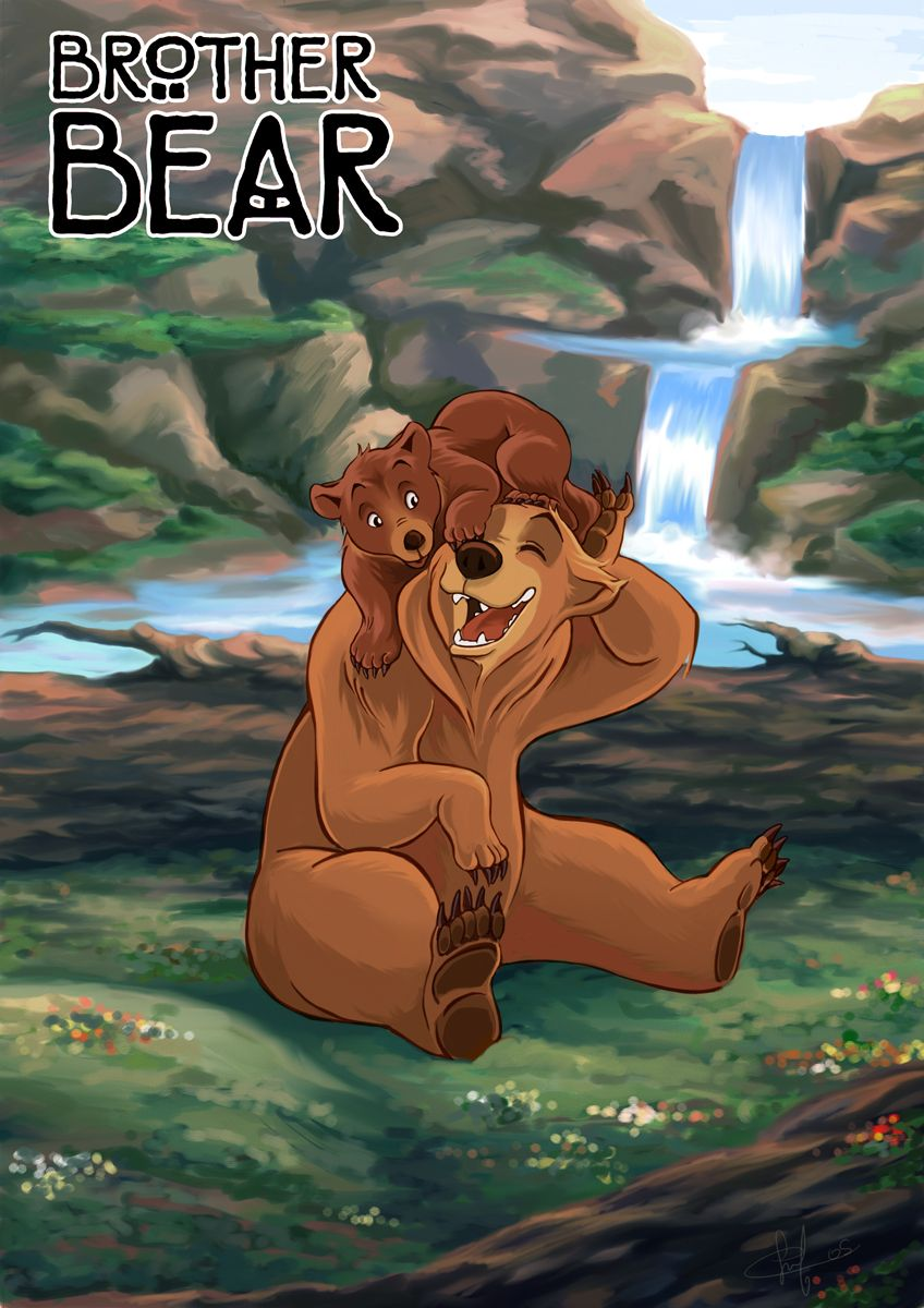 Brother bear fanart by clefchan.deviantart.com on ...