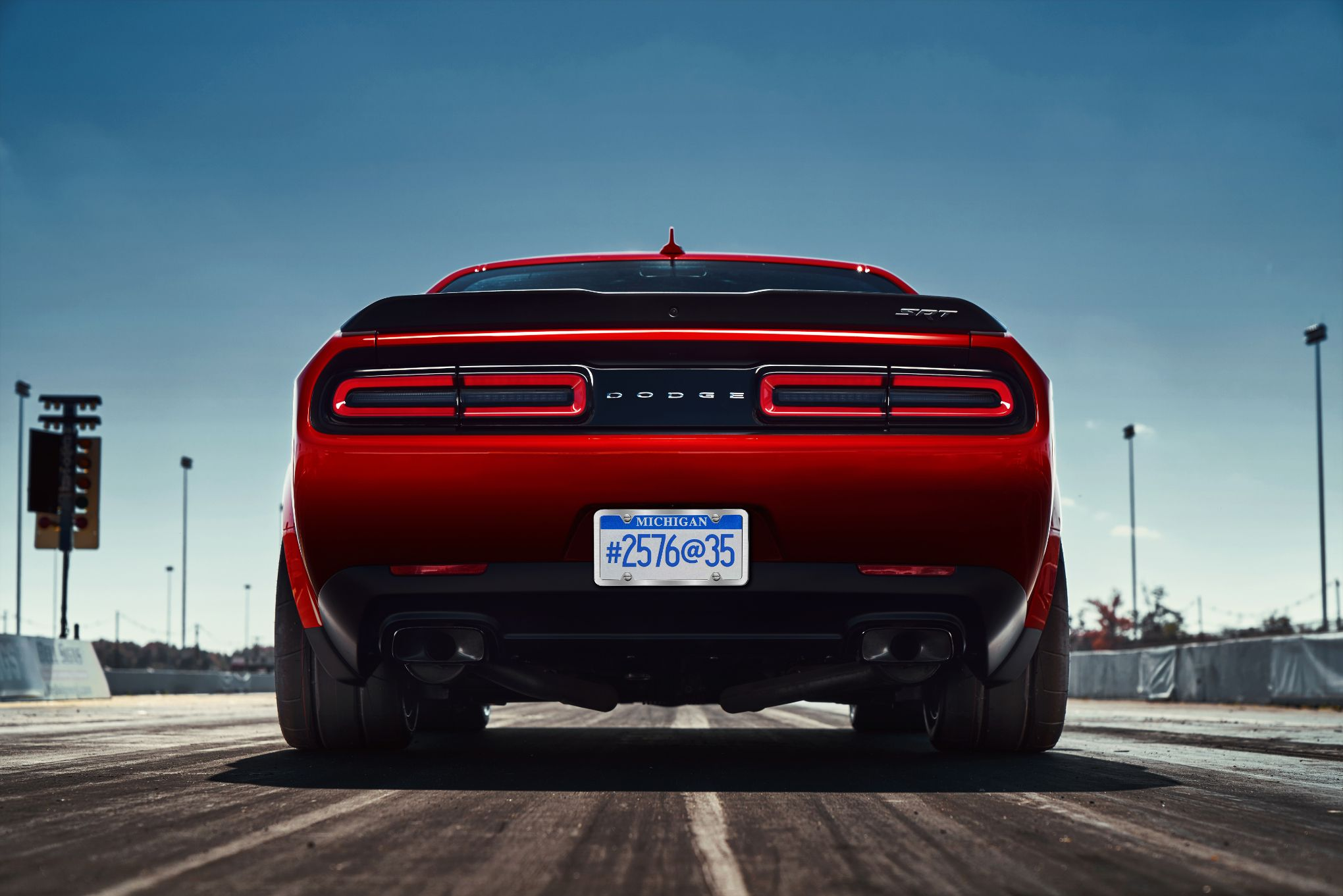 New teaser on 2018 dodge challenger srt demon if you are looking forward to find out