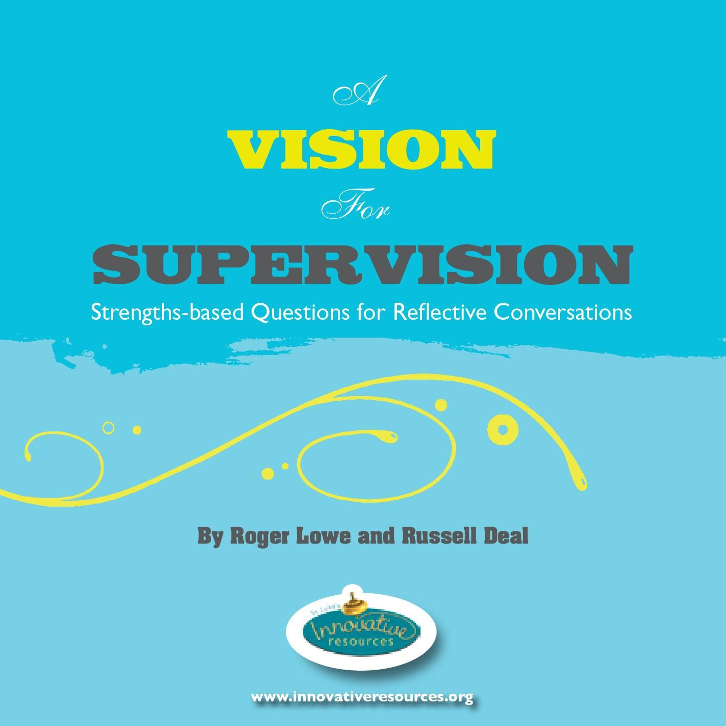 A Vision For Supervision Booklet