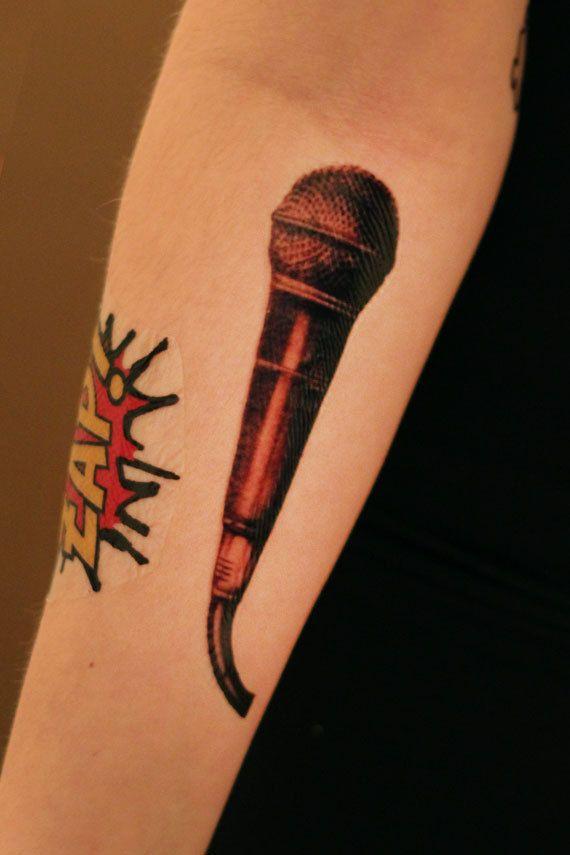 Zayn Malik Microphone ...