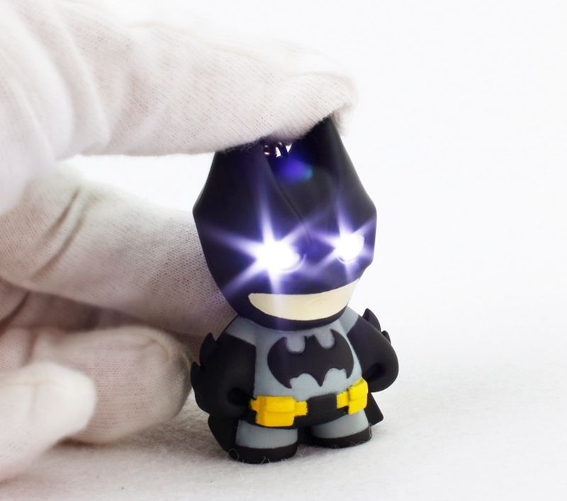 Black Torch Key Ring I Love Anime