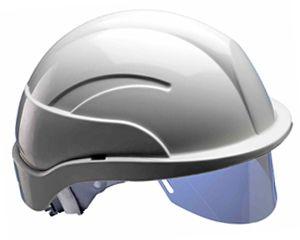 d16f2faf0d5 Vision hard hat w  integrated retractable Z87 visor