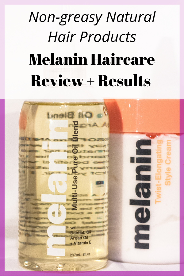 melanin hair care products