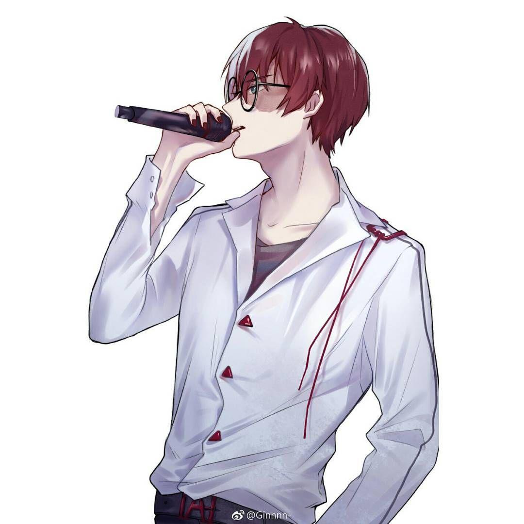 Todoroki Shouto Gambar Anime Gambar Manga Ilustrasi Fantasi