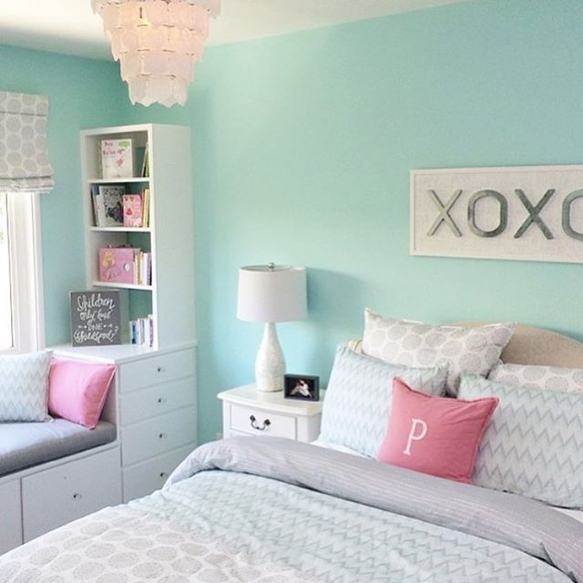 Xoxo Room Makeover I Did For Elle Of Whatsupmoms With My Wendybellissimo Window Treatments Furniture Bedding Cute Room Ideas Girl Room Room Makeover