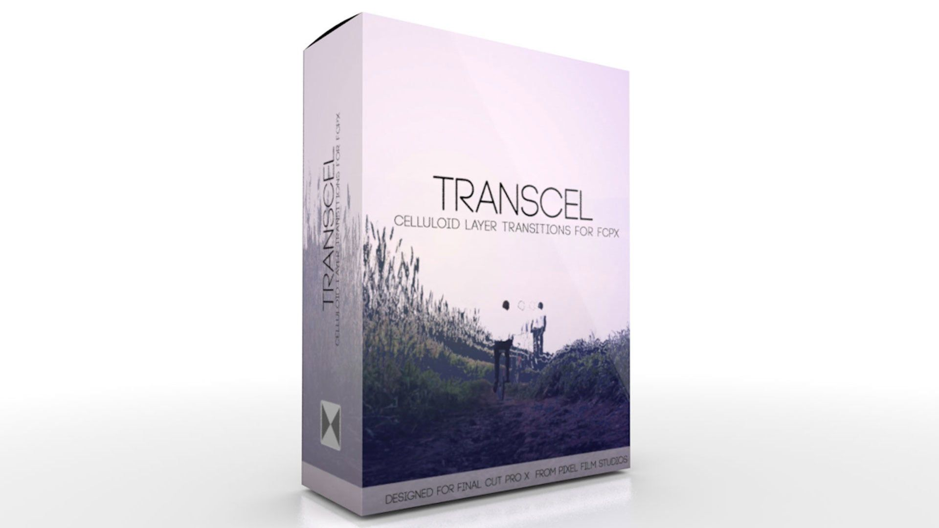TransCel Celluloid Layer Transitions for FCPX from Pixel