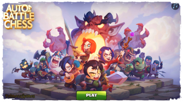 Auto Battle Chess Rush To War Magic Heroes Arena Android Games News