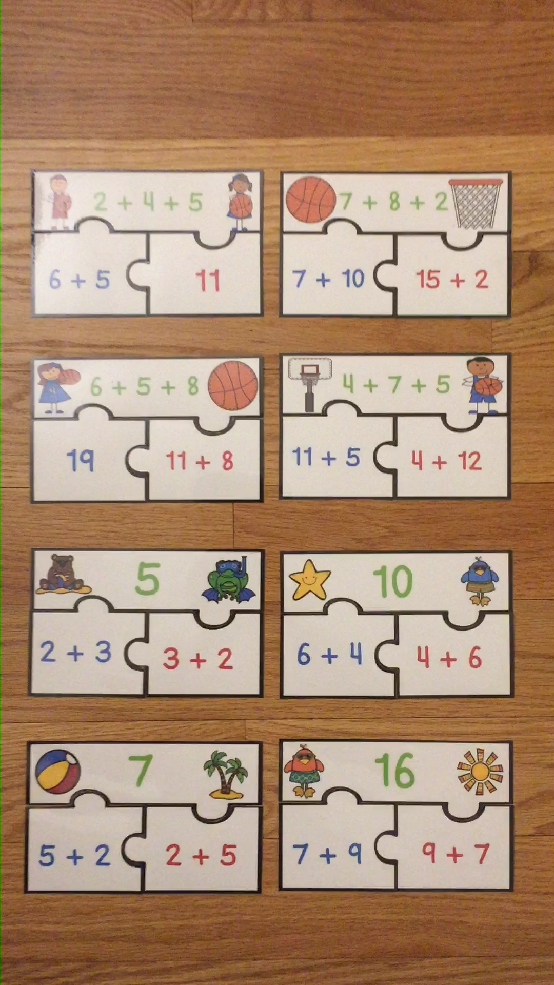 Commutative And Associative Properties Of Addition