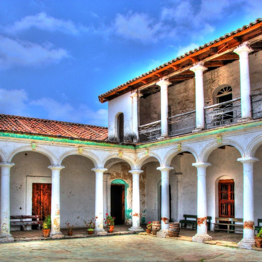Casa de la Enseñanza, San Cristóbal de las Casas Lugares