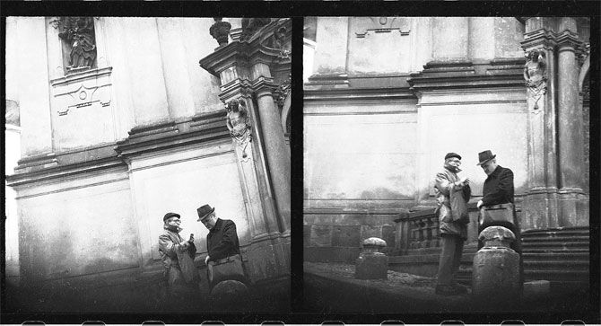 history of police photography