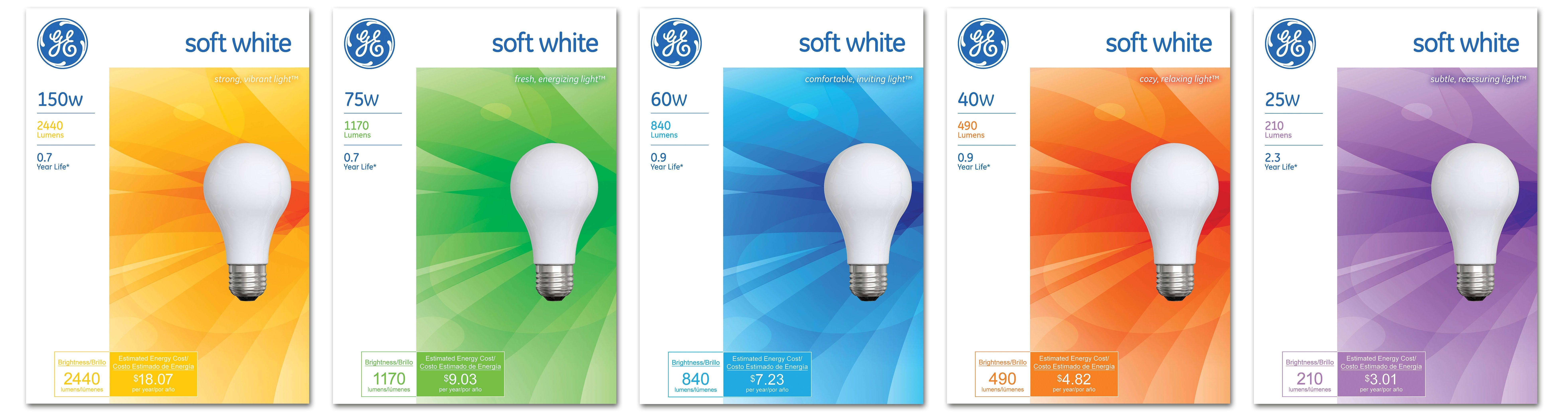 Ge Light Bulbs Catalog Automotive Light Bulbs Packing Design Bulb