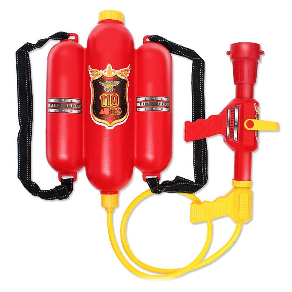 Nerf Toy Water Gun For Kid Boy and Girl OVER 3 yrs Old Fireman Package  Pressure