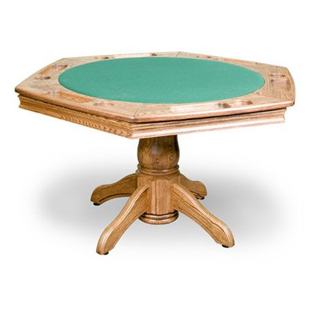 Santa Cruz Reversible Top Poker And Dining Table California House