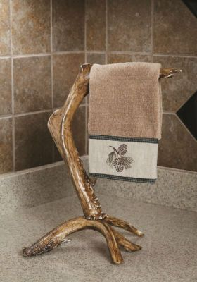 Cabelas Canada   Home U0026 Cottage   Bath U0026 Shower   Mountain Mikeu0027s Antler  Bathroom Accessories