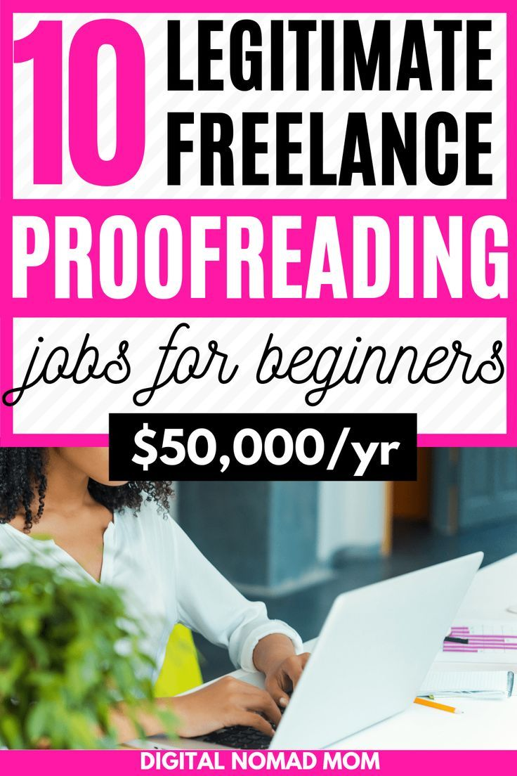 10 Legitimate Freelance Proofreading Jobs at Home [HIRING