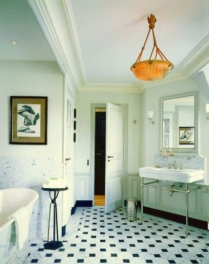 Bagno stile francese! ❤ | Home/Arredamenti! | Pinterest