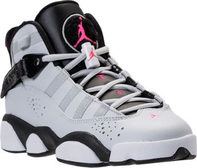 the latest f6ed5 2a714 Girls  Grade School Jordan 6 Rings Basketball Shoes   Finish Line