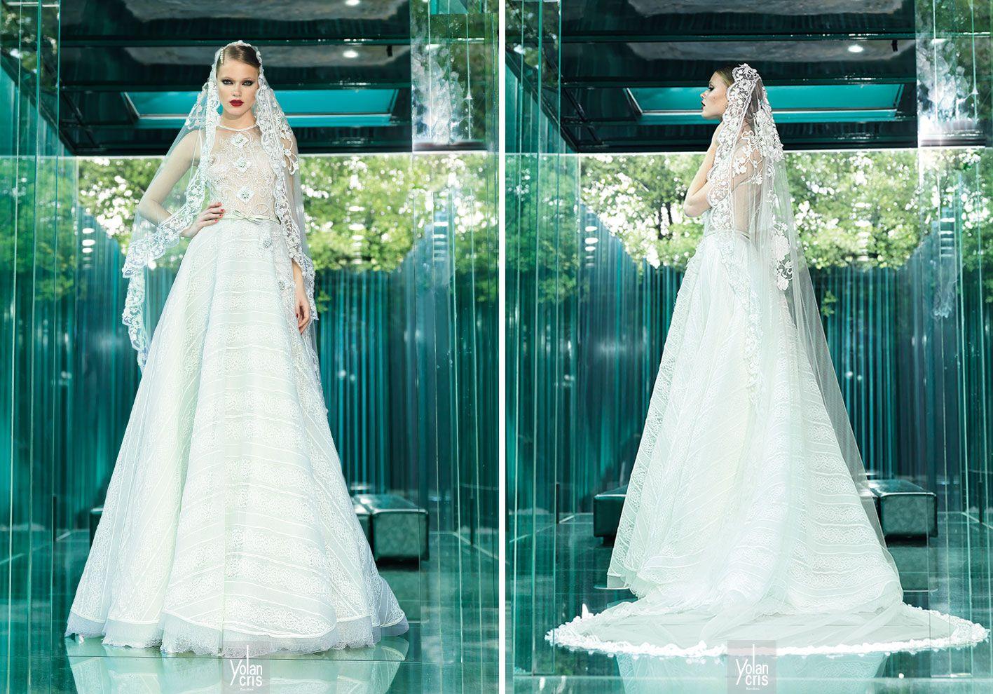 Famous Coleccion Vestidos De Novia 2015 Pictures Inspiration ...