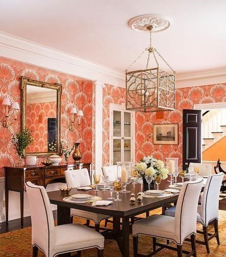Nice 48 Charming Traditional Dining Room Decorating Ideas Toparchitecture