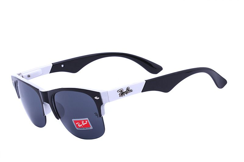 b5c576aeb29 Ray Ban Clubmaster Color Mix RB4175 White Sunglasses