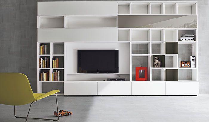 Nuvola tv kast op maat voorbeelden in huis pinterest for Ikea cuscino nuvola