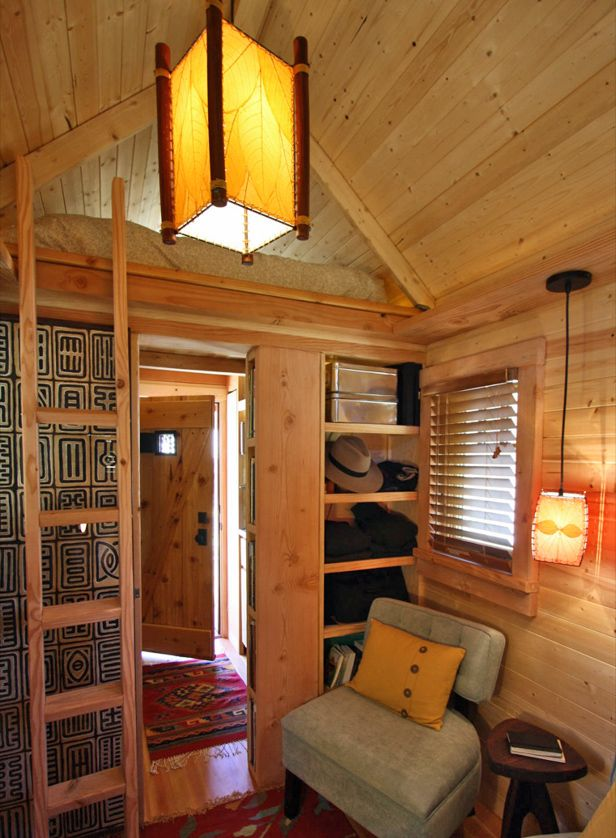 Tiny house? Totally. With hubby & kids? Notsomuch.