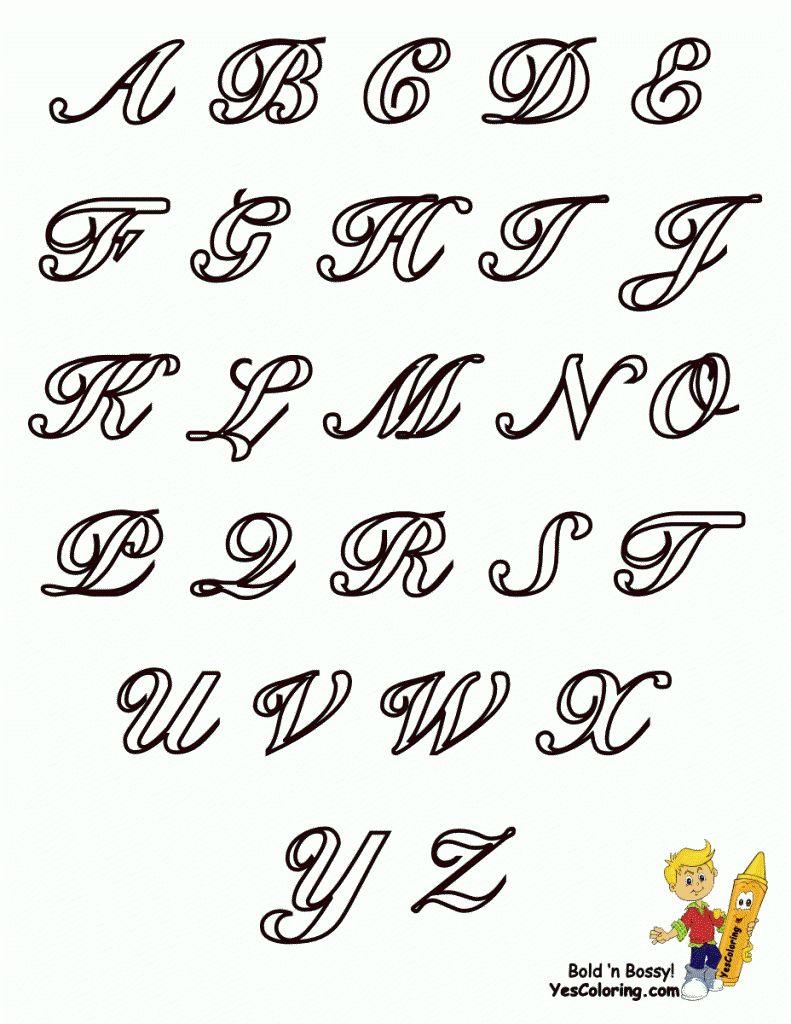 designs of alphabets a-z graffiti letters alphabet a-z design