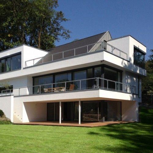 Moderne Satteldachhäuser satteldachhaus modern interpretiert stylondo com die nr 1 für