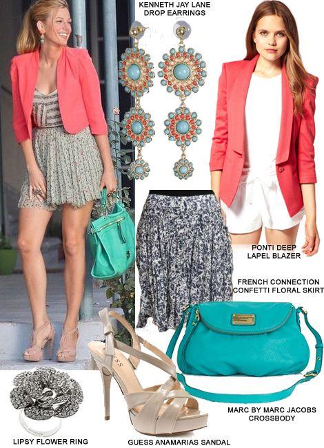 4ed6910638 Girl Fashion  Copy Serena van der Woodsen s Style » gossip girl season 5  ... realstylenetwork.com