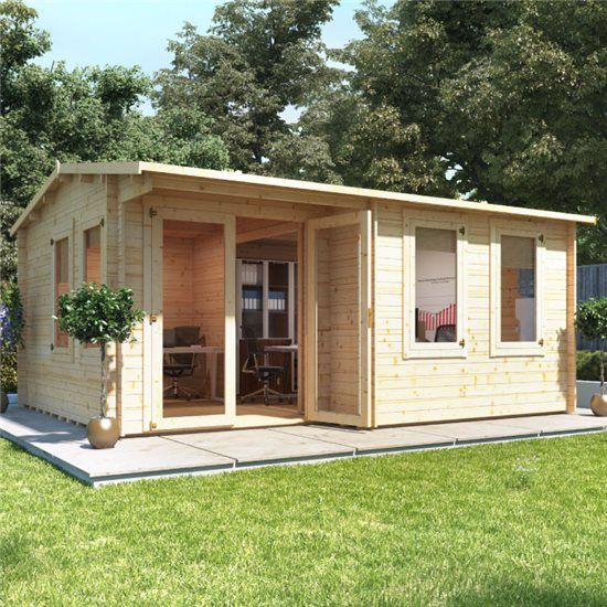 Garden Office, Garden Buildings