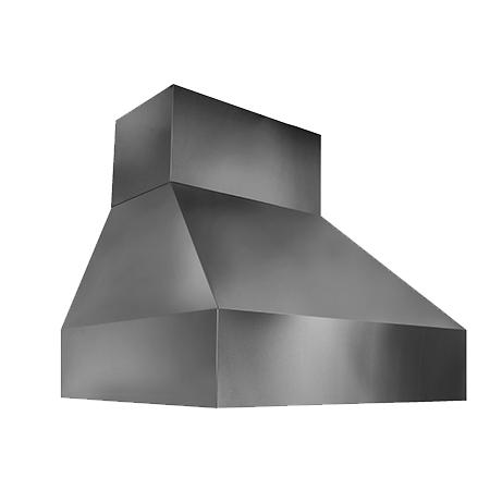 Trade Wind 48 Stainless Steel 1200 Cfm Pyramid Outdoor Vent Hood P7248 12 Outdoor Kitchen Grill Kitchen Ventilation Trade Wind