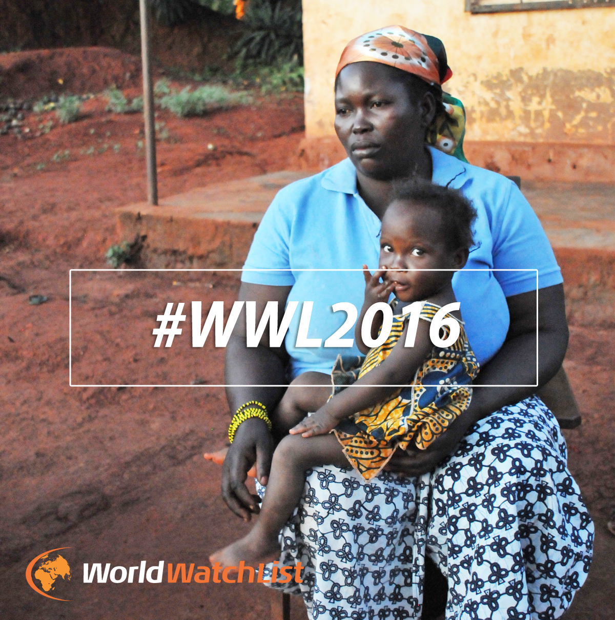 On 13 January 2016, Open Doors Southern Africa will release the 2016 World Watch List – the list of the worst places to be a #Christian. This year four #African countries were ranked under the Top 10.  Which country do you think will definitely be in the Top 10 of worst places to be a Christian?   #WWL2016 #Persecution
