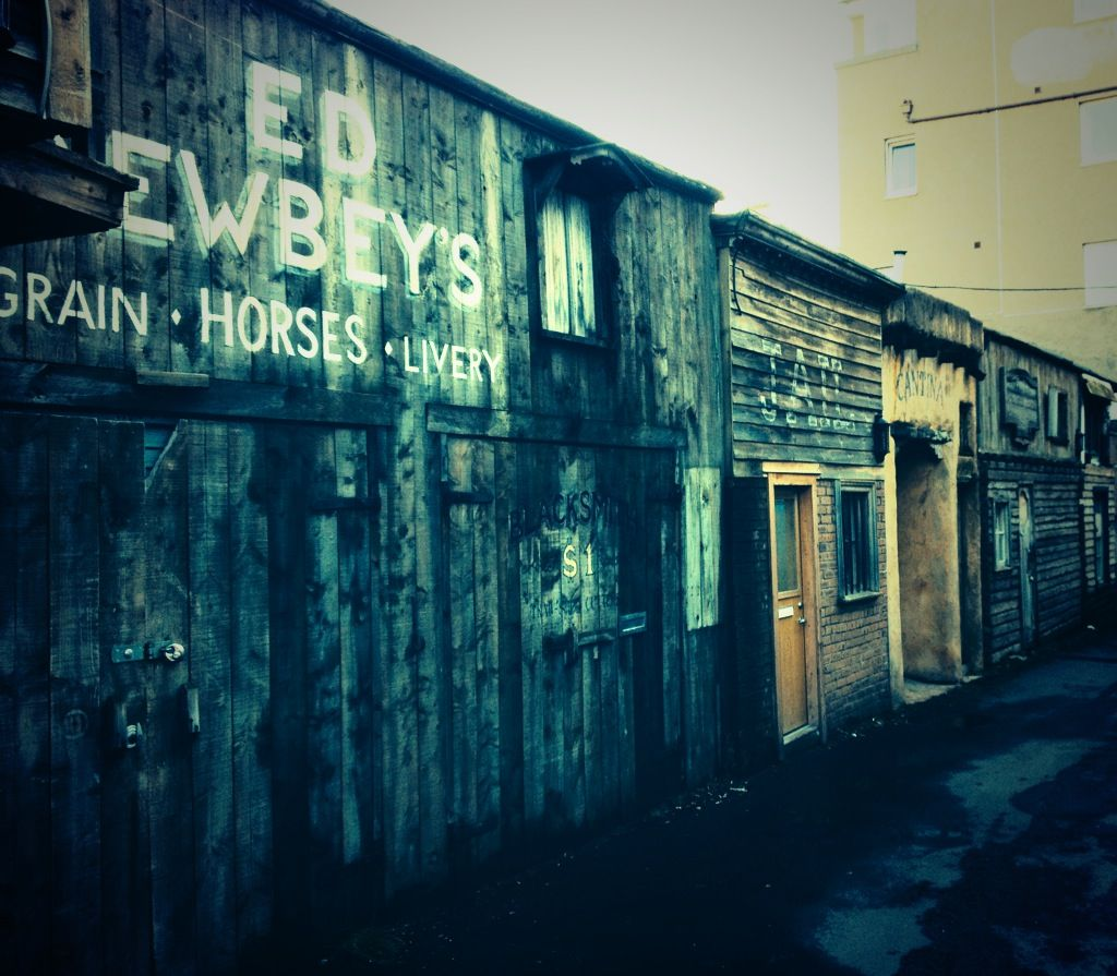 This Abandoned Western Film Set Is A Must-see In Edinburgh