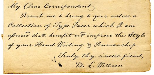 Download Antique Handwriting Fonts And Make Your Own Vintage Papers Handwriting Fonts Handwritten Letters Handwritten Fonts