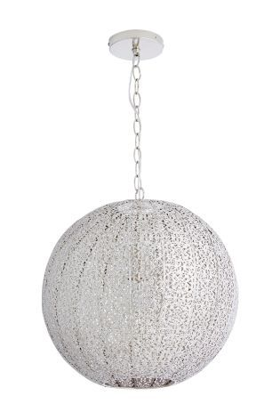 Buy oriana large sphere pendant from the next uk online shop buy oriana large sphere pendant from the next uk online shop aloadofball Images