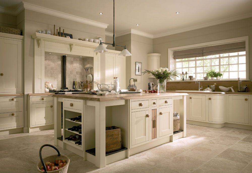 Traditional Kitchen Designs In Sussex | The Kitchen People