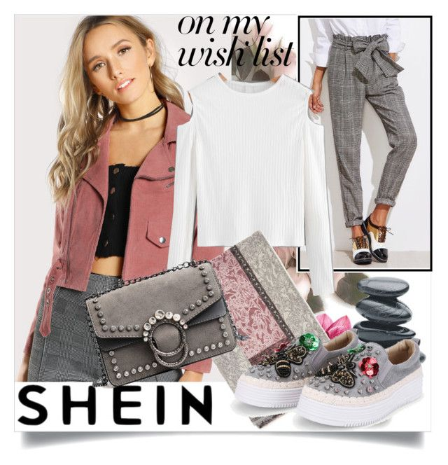 """""""SHEIN 6/10"""" by betty-boop23 ❤ liked on Polyvore featuring Sheinside and shein"""