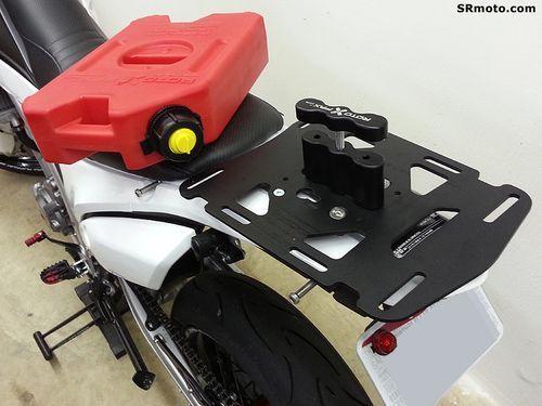 Honda Dirt Bike Luggage Racks