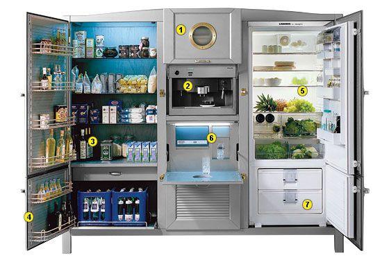 Global Urban Design Large Refrigerator Unit New York Magazine This Unit Is Amazing Or Potentially E Kitchen Interior Kitchen Appliances Dream Kitchen