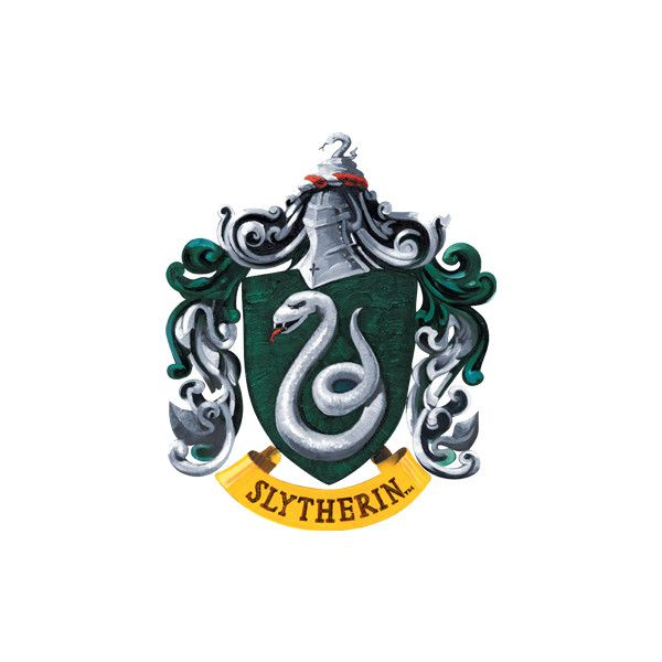 Slytherin Crest Painting Png 300 361 Liked On Polyvore Slytherin Crest Slytherin Hogwarts Crest