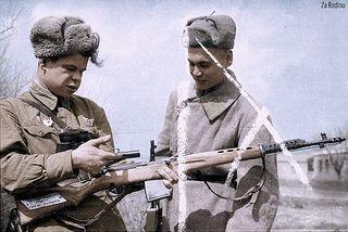 Nikolay Illyin - Soviet sniper - Stalingrad 1942 | Flickr - Photo Sharing!