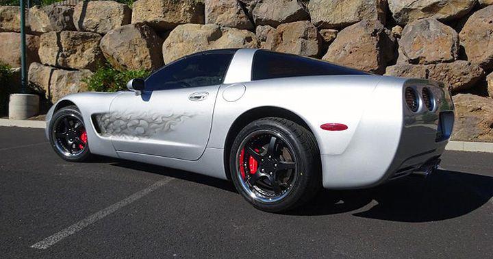 Corvette C5 Style Wheels Chevy Corvette Corvette Oem Wheels