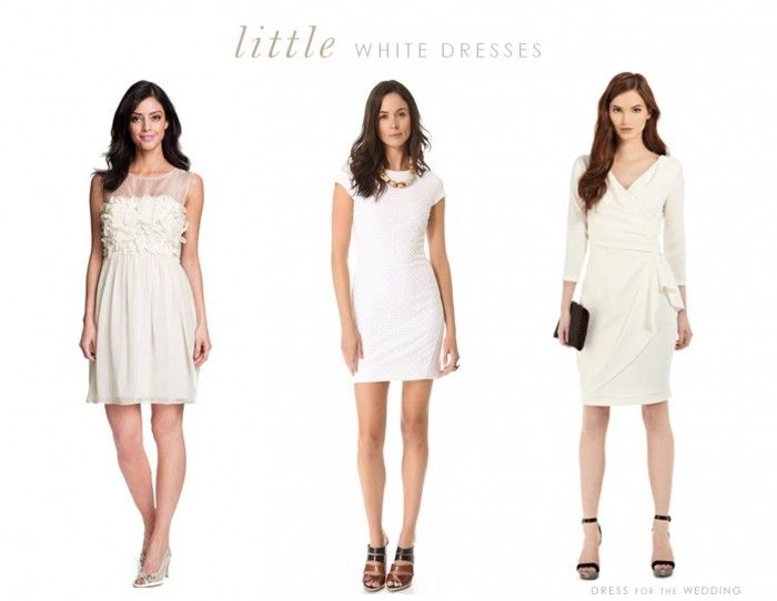 Little White Palette Dresses