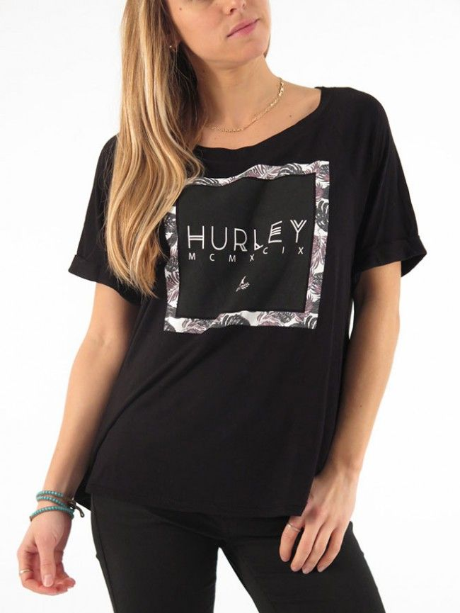 8cd9b100 Riley Raglan T-Shirt for women by Hurley | Women's Apparel | T ...