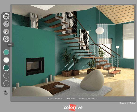 Pintar tu casa diy por supuesto pintar mi casa - Pintar la casa de colores ...