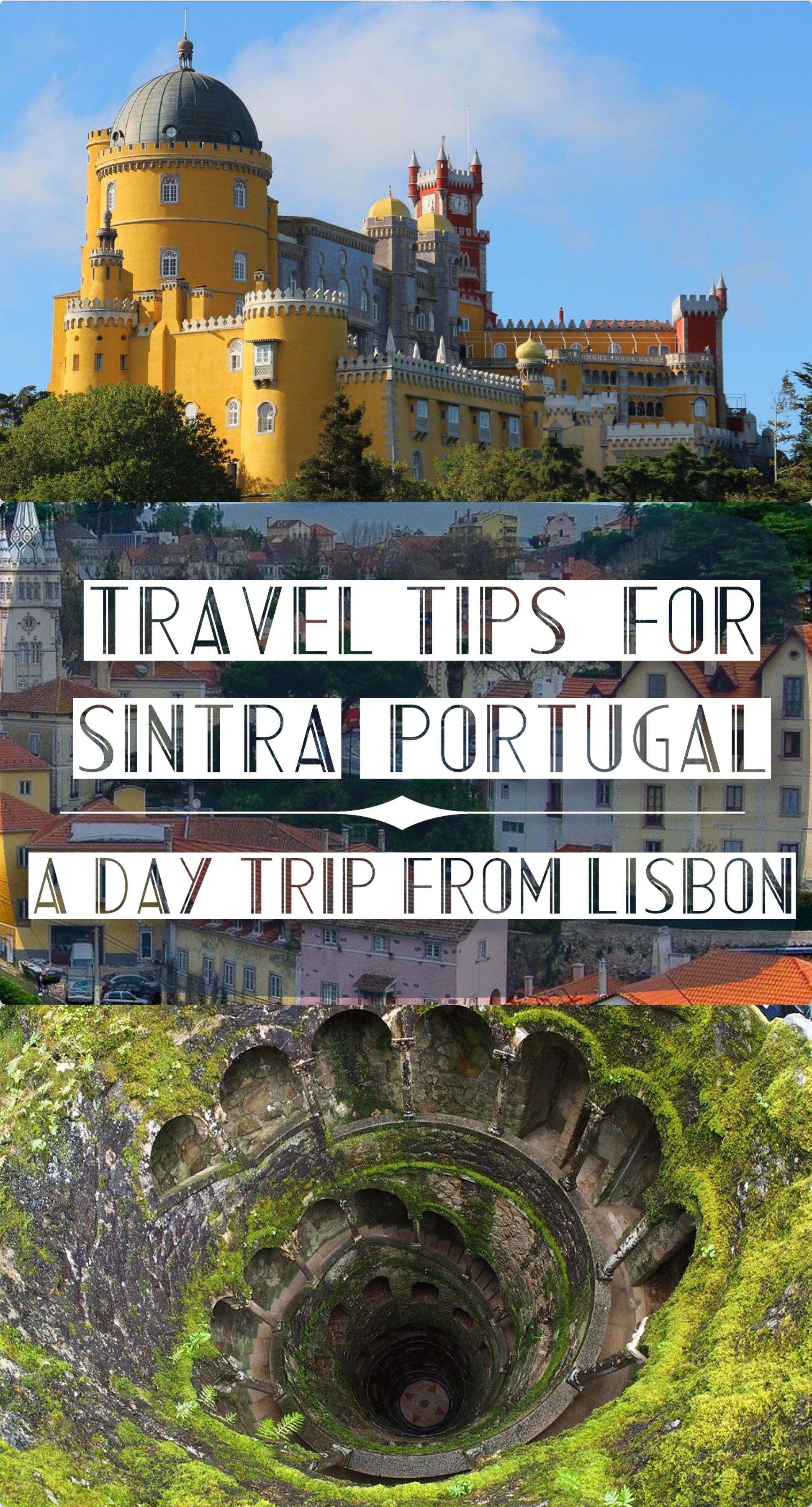 Travel Tips for Sintra, Portugal: A Day Trip from Lisbon ...