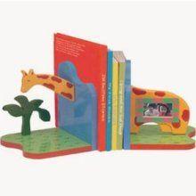 Giraf book ends ~ this is so cute!