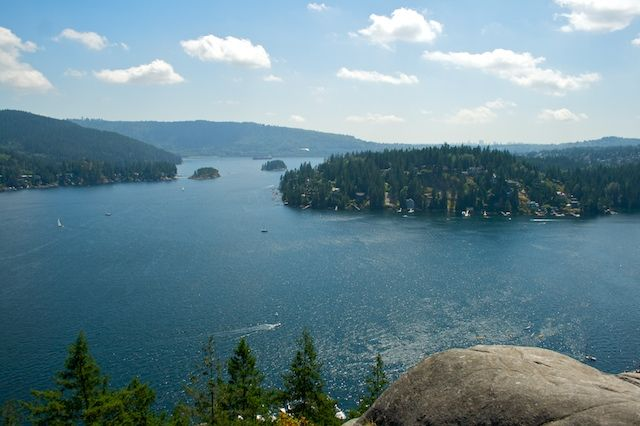 Hike Quarry Rock