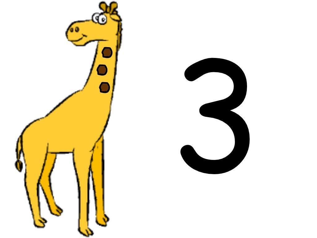 Spotty Giraffe